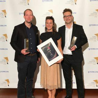 Design Award für CCA-Jahrbuch