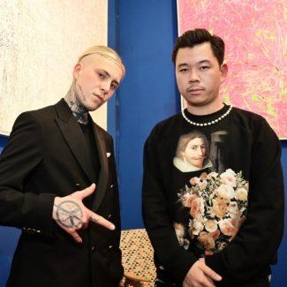 Alexander Hoeller und Martin Ho