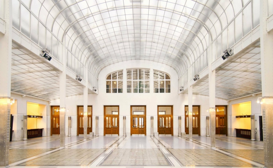 Neuer Standort für Kunst, Wissenschaft und Forschung in der Wiener Postsparkasse