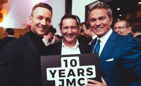 CEO Josef Mantl feierte mit Kunden und Freunden im Wiener Agenturbüro (Foto: Blümel, Mantl, Haider)