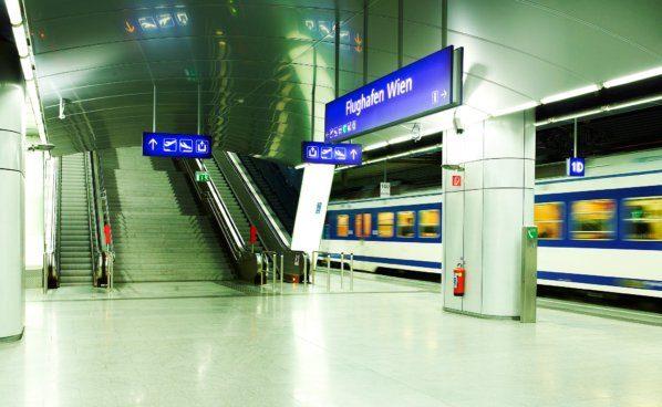 Bahnhof Flughafen Wien