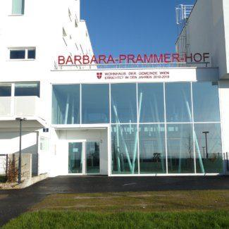 Barbara-Prammer-Hof - Streifzug durch den ersten Gemeindebau NEU der Stadt Wien nahe dem Kurpark Oberlaa