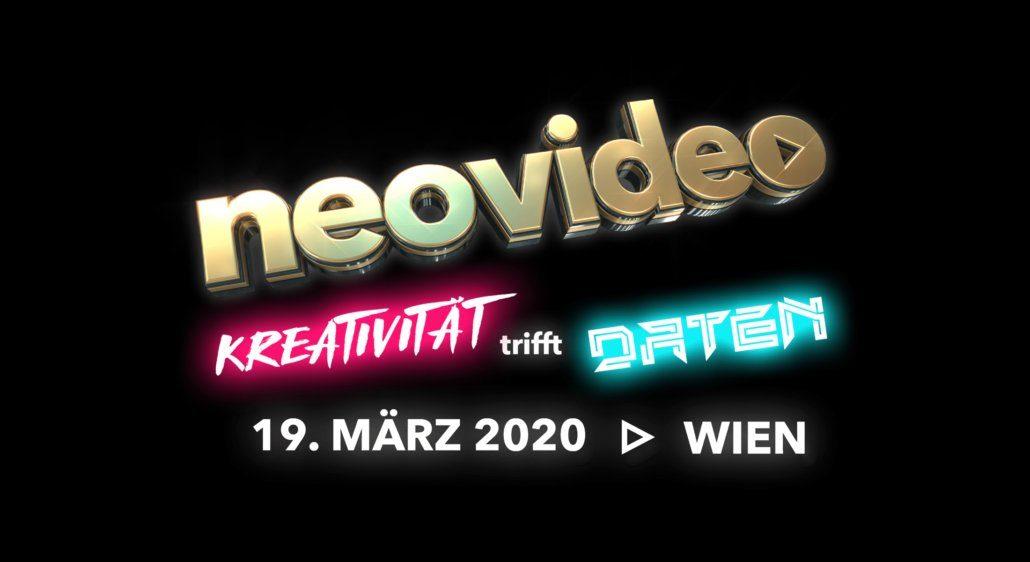 neovideo 2020 Flyer