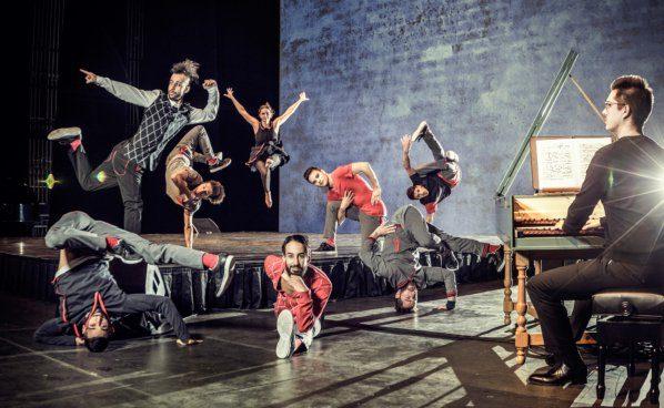Flying Steps / Flying Bach