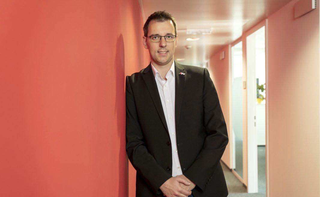 Thomas Gruber möchte Messungen der TV-Nutzung zusammenführen