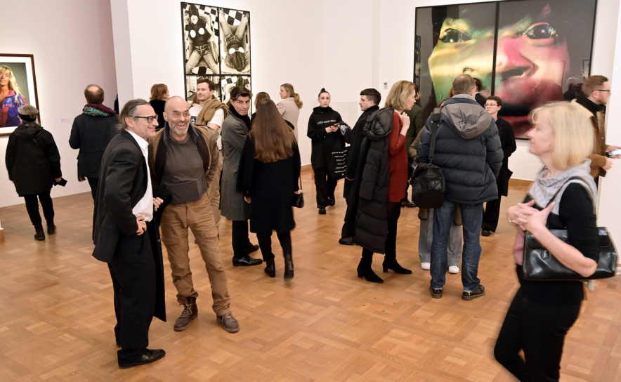 Cindy Sherman im Bank Austria Kunstforum Wien