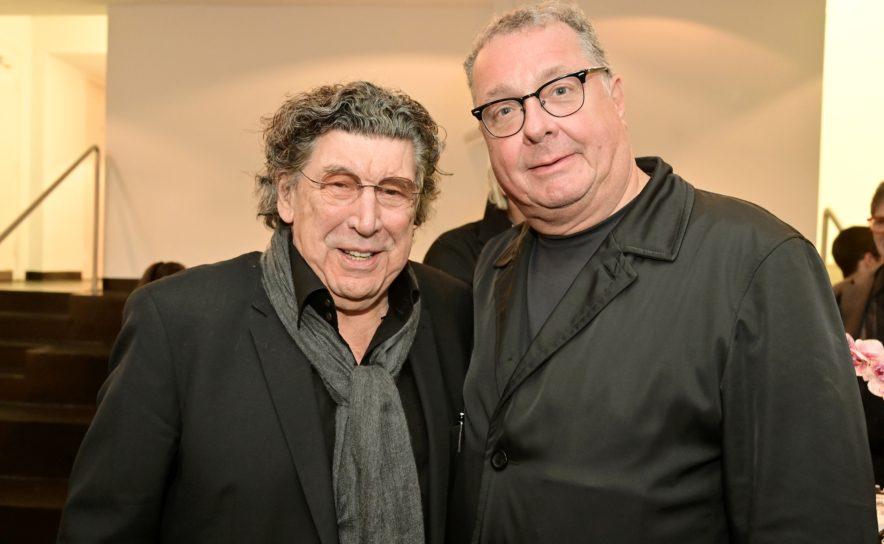 Peter Patzak und Wolfgang Fischer