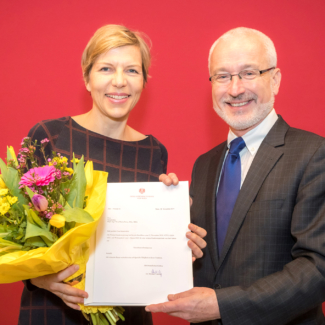 Eva Persy und Erich Hechtner