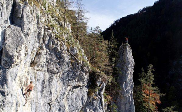 "Felswand ""Wald am Spitz"""