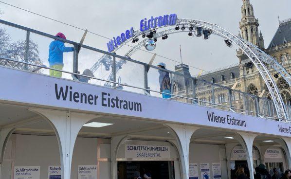 26. Wiener Eistraum am Rathausplatz