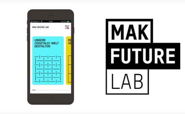 MAK Future Lab App entstand in Kooperation mit dem Bildungsministerium