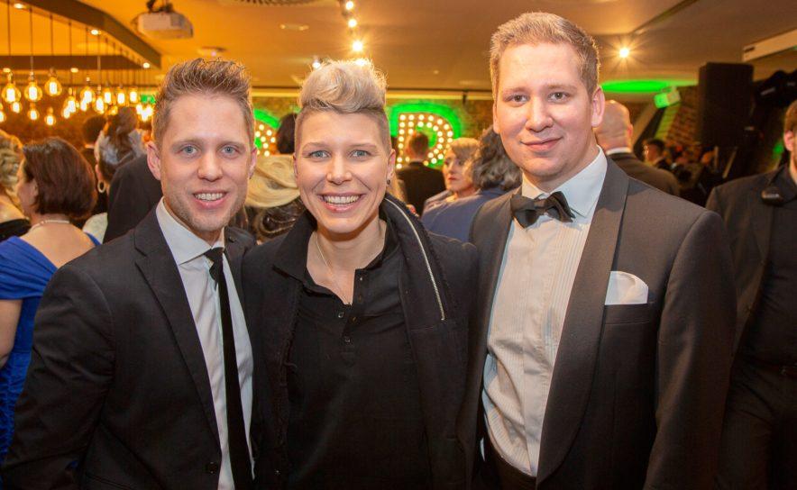 Markus Freistätter, Virginia Ernst, Clemens-Trischler