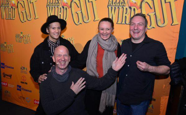 Alles wird gut - Premiere in Wien