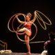 """Akrobatik bei Cirque du Soleil """"Corteo"""" in der Wiener Stadthalle"""