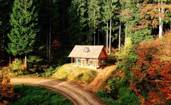 Melkstatt Hütte