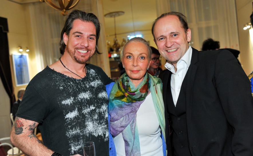 Michael Bergwein, Irene Budischowsky, Reinwald Kranner