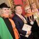 Michael Ludwig begrüßt Faschings-Gilden im Wiener Rathaus