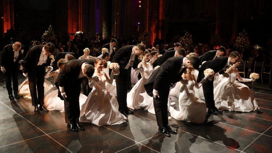 Balleröffnung Viennese Opera Ball 2020