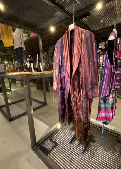 Mode von Designerinnen und Labels
