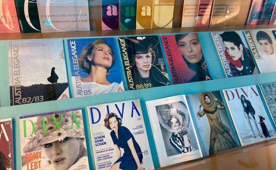 Frühe Diva Magazin Ausgaben