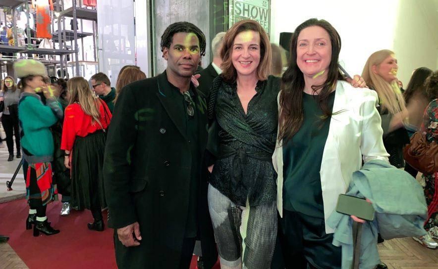 Kip Chapelle, Ulrike Tschabitzer-Handler, Sonja Rubin