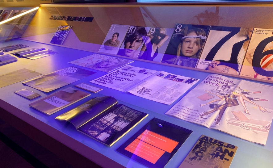 Austrian Fashion Week in der MAK-Ausstellung