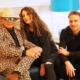 Louie Austen, Cécile Nordegg, Ben Leven spielen im Calea Club in Wien