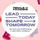 Lead Today. Shape Tomorrow. 2020