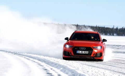 Die Audi Quattro Driving Experience findet in Deutschland, Österreich und Schweiz statt