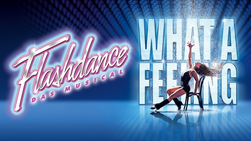 Flashdance - Das Musical Poster