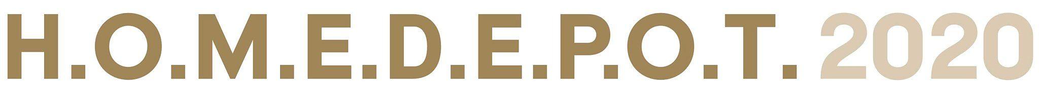 H.O.M.E.D.E.P.O.T. 2020 Logo