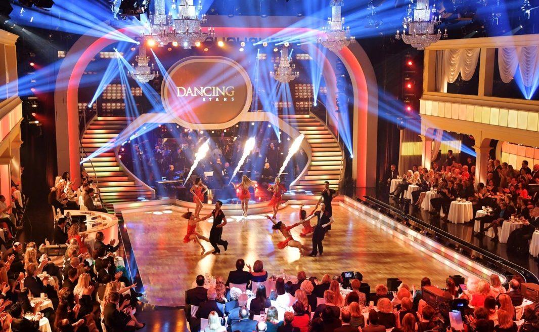 Backstage-Angebote für des Zuseher des ORF-1-Tanzevents