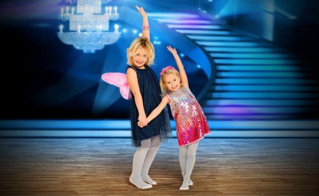 Tanzbegeisterte Kids können sich vom Tanzfieber anstecken lassen