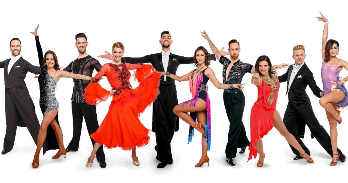 """Das sind die ORF """"Dancing Stars""""-Tanzprofis 2020"""