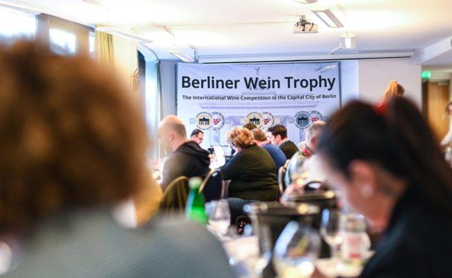 Berliner Wein Trophy ist Deutschlands größte internationale Weinverkostung
