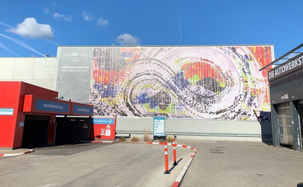 MMC Haus Wien zeigt Werk des Künstlers Christian Eisenberger