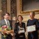 """Journalistin Astrid Geisler nahm die """"MedienLöwin"""" in Silber entgegen"""