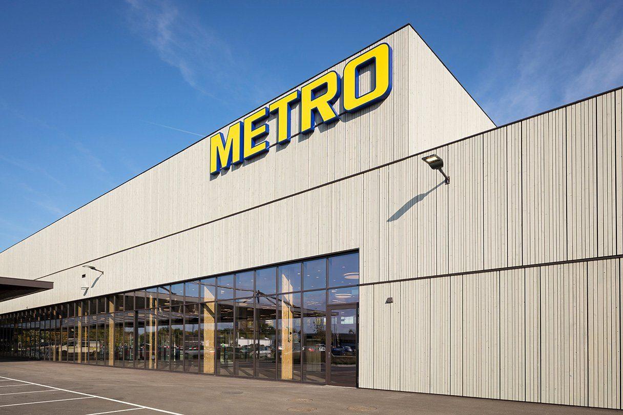 Ohne Kundenkarte Im Metro Grossmarkt Einkaufen Keymedia At