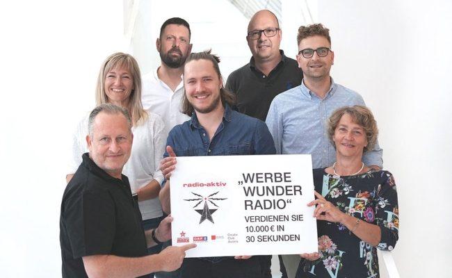 Werbewunder Radio Jury und Sieger 2019