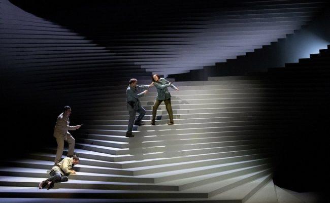 Fidelio-Neuinszenierung von Christoph Waltz im Theater an der Wien