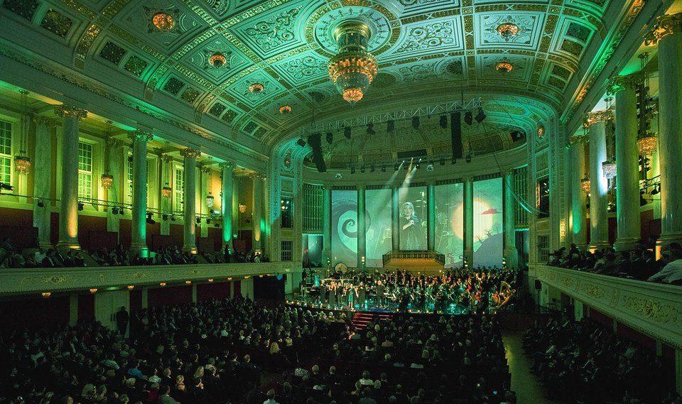 """Filmmusik-Gala """"Hollywood in Vienna"""" im Wiener Konzerthaus"""