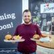 Der größte Le Burger Österreichs soll am 17. April im Auhof Center öffnen