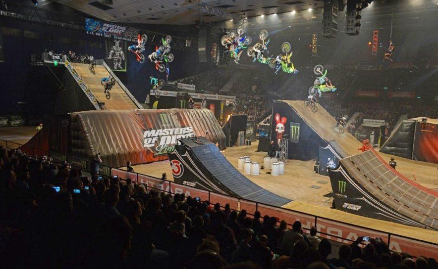 Masters of Dirt – Total Freestyle 2020 findet von 26. und 28. Juni 2020 in der Wiener Stadthalle statt