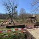Spielplatz im Pötzleinsdorferpark gesperrt wegen Coronavirus