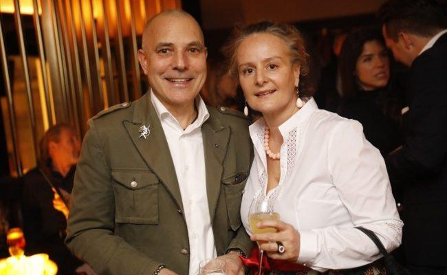 Werner Pejrimovsky, Susanna Pejrimovsky-Hanousek waren Gäste im Kleinod