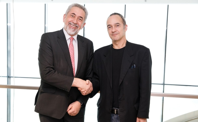 Stefan Slupetzky erhält Buchpreis der Wiener Wirtschaft