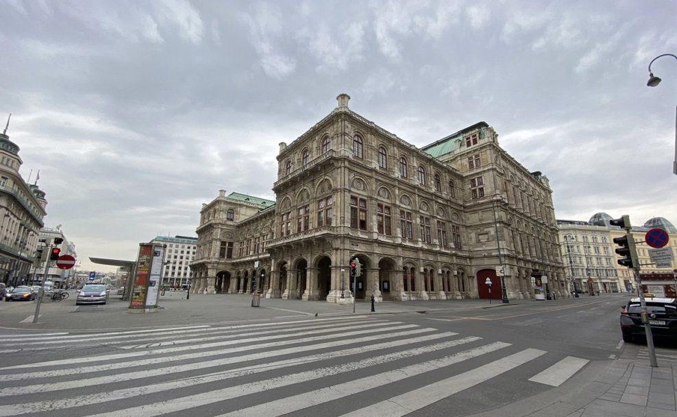 Wiener Staatsoper öffnet wieder sein Haus für Besucher