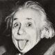 21. WestLicht Photo Auction Versteigerung Arthur Sasse Foto von Albert Einstein