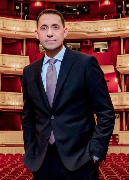 Direktor Bogdan Roscic präsentiert das Programm 2020/2021 der Wiener Staatsoper