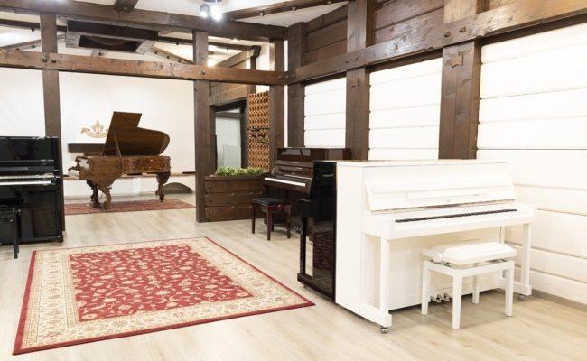 KlavierLoft Wien Schauraum
